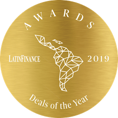 Latin Finance Deal of the Year 2019